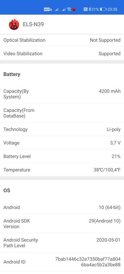Recenzja Huawei P40 Pro Plus. Do pełni szczęścia brakuje niewiele 80 Recenzja Huawei P40 Pro Plus