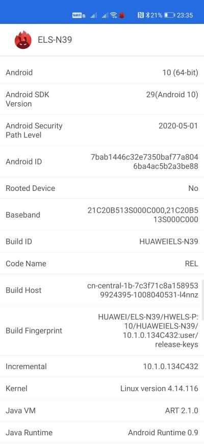 Recenzja Huawei P40 Pro Plus. Do pełni szczęścia brakuje niewiele 81 Recenzja Huawei P40 Pro Plus