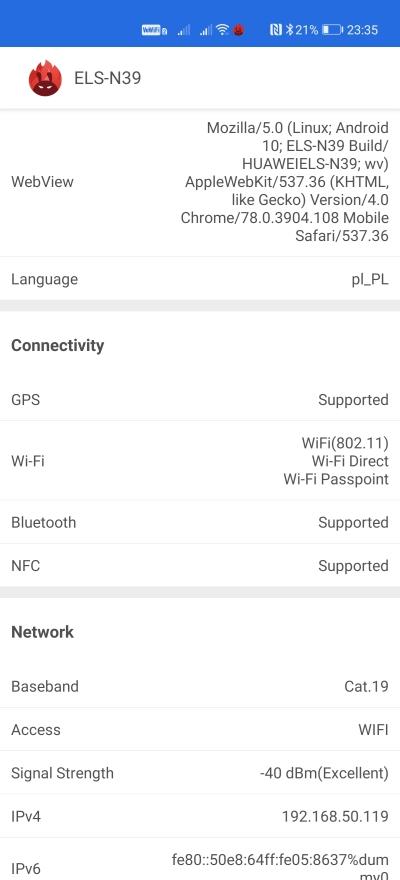 Recenzja Huawei P40 Pro Plus. Do pełni szczęścia brakuje niewiele 82 Recenzja Huawei P40 Pro Plus