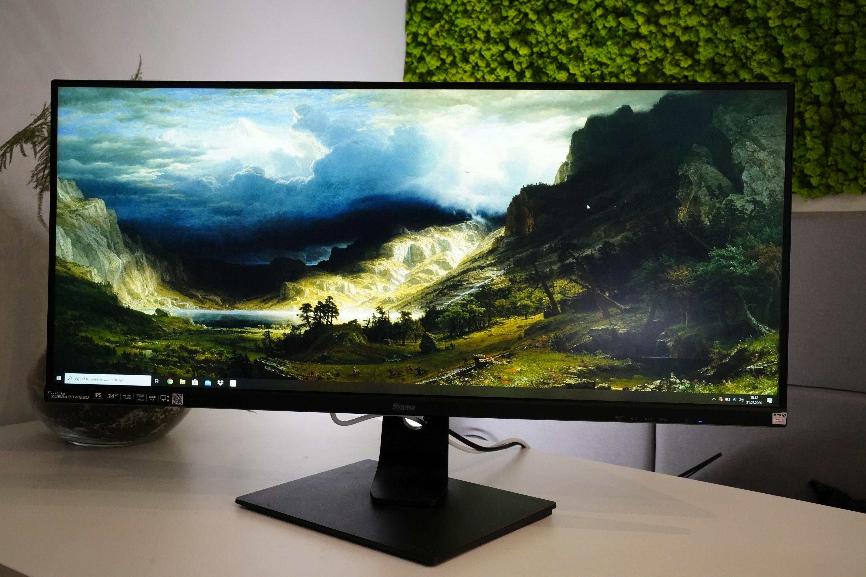 Recenzja iiyama ProLite XUB3493WQSU - drogi, ale fajny monitor! 19 iiyama ProLite XUB3493WQSU