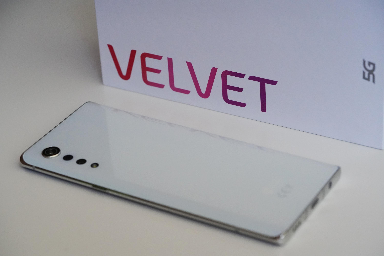 W Stanach Zjednoczonych LG Velvet będzie dostępny również w wersji z procesorem MediaTek Dimensity 1000C
