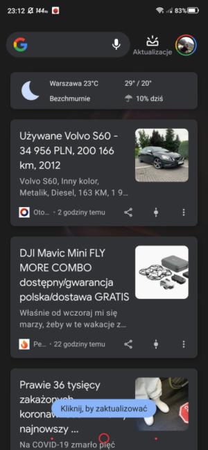 Nubia Red Magic 5G - smartfon TYLKO dla graczy, niestety 46