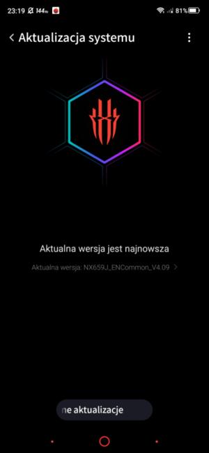 Nubia Red Magic 5G - smartfon TYLKO dla graczy, niestety 53