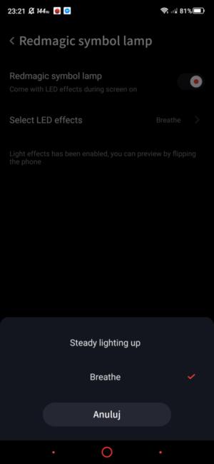 Nubia Red Magic 5G - smartfon TYLKO dla graczy, niestety 59