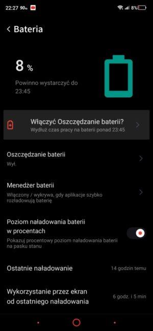 Nubia Red Magic 5G - smartfon TYLKO dla graczy, niestety 110