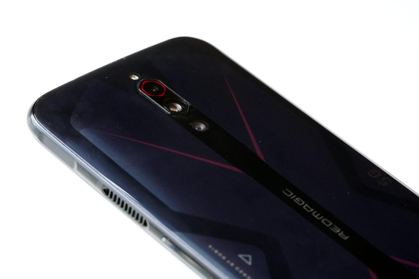 Nubia Red Magic 5G - smartfon TYLKO dla graczy, niestety 28