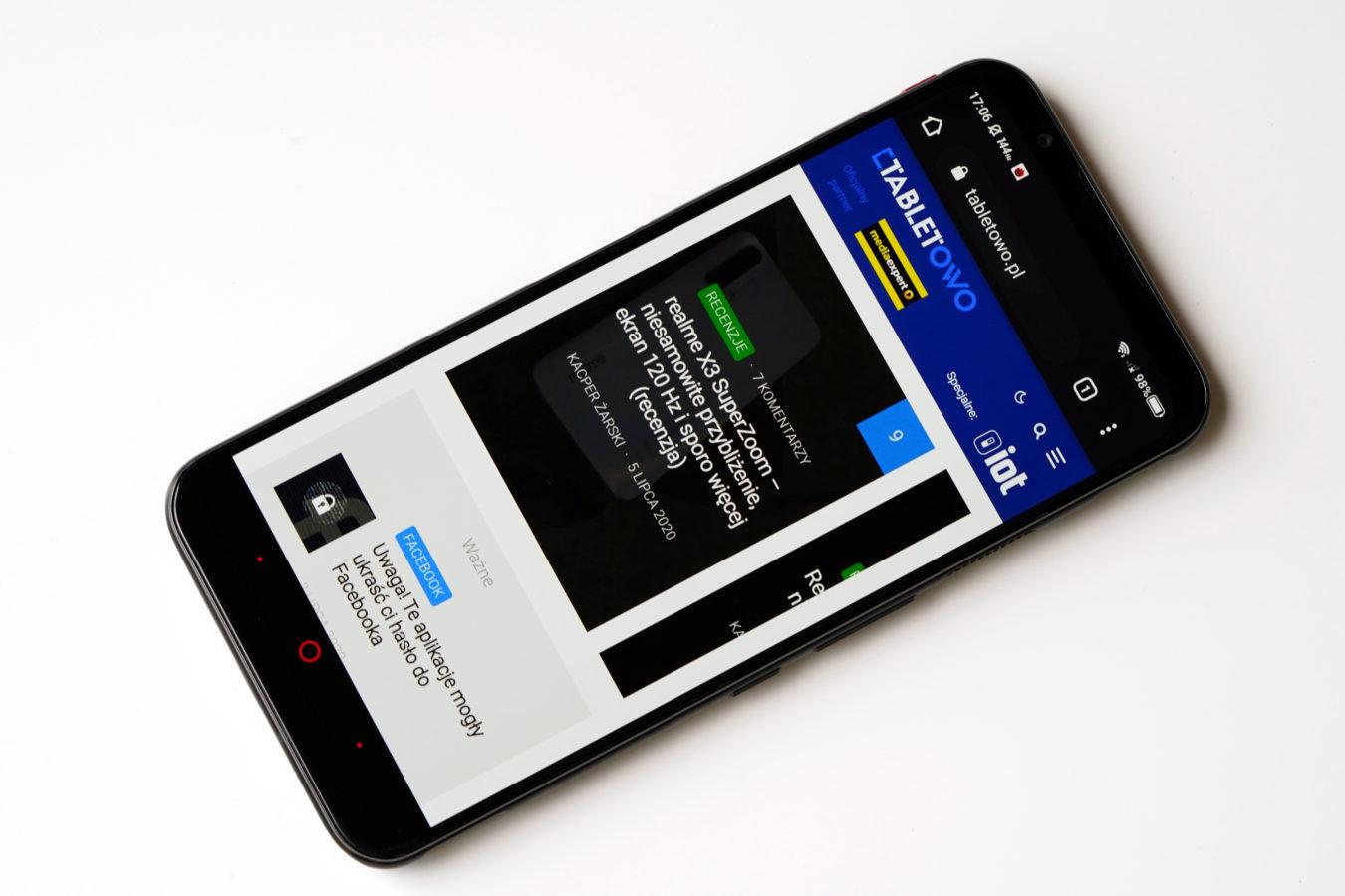 Nubia Red Magic 5G - smartfon TYLKO dla graczy, niestety 29
