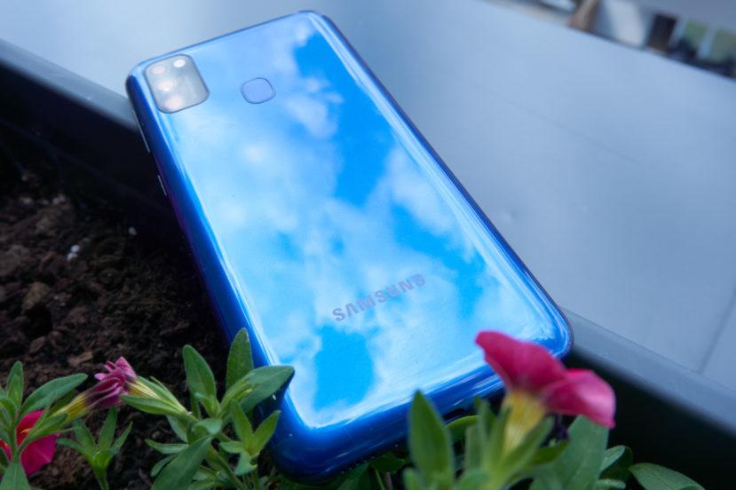 Samsung Galaxy M21 fot. Tomasz Szwast / Tabletowo.pl