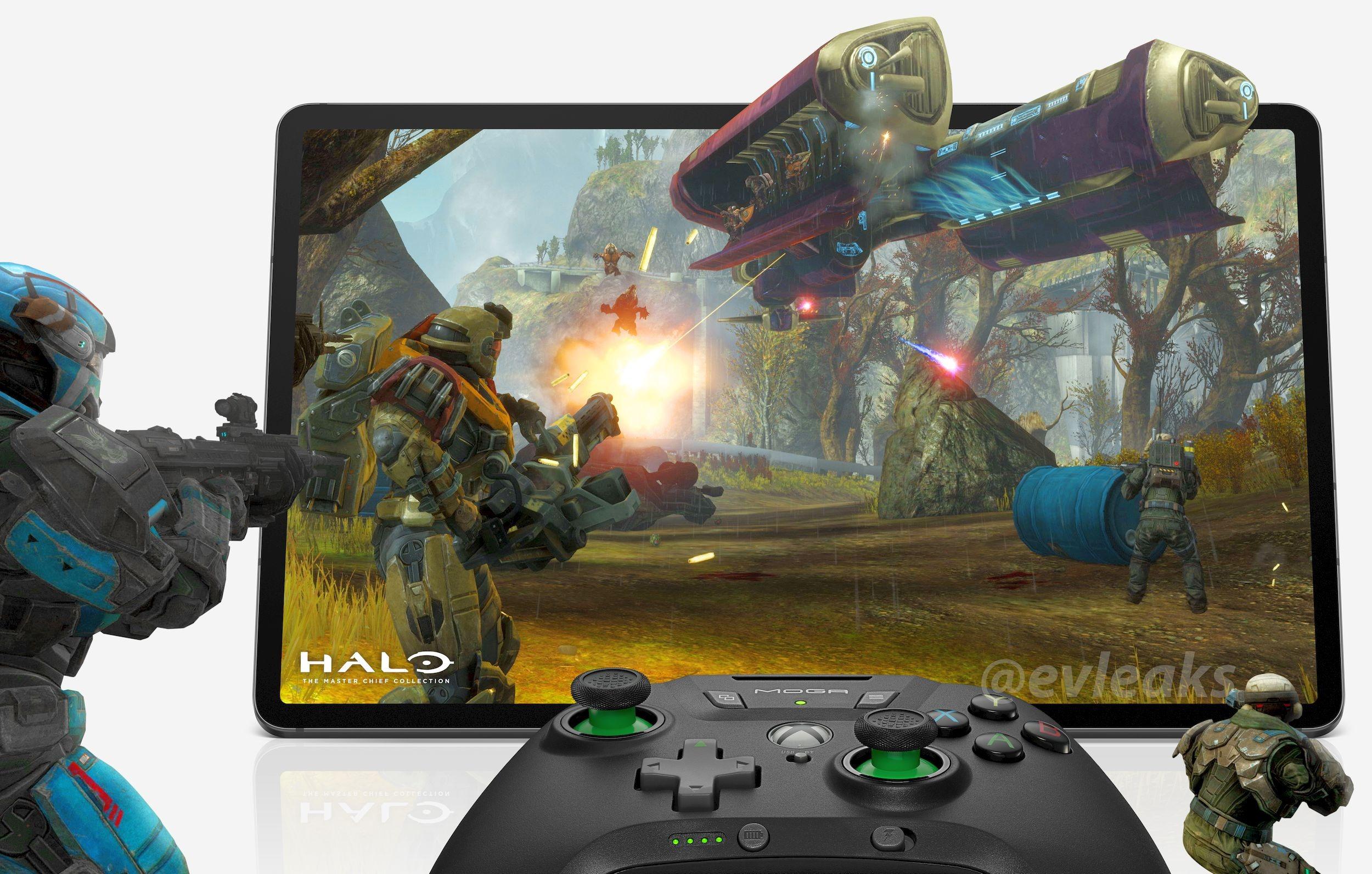 Halo: The Master Chief Collection będzie dostępne na tablety Samsung Galaxy Tab S7, dzięki xCloud 18 Galaxy Tab S7