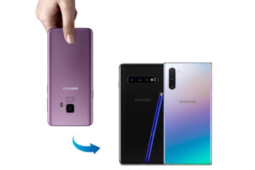 Promocja: nawet 650 zł do wyceny starego smartfona przy zakupie Galaxy S10/Note 10 24