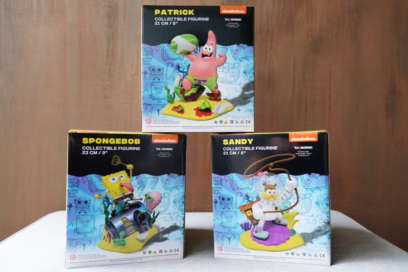 Unboxing ogromnej edycji kolekcjonerskiej SpongeBob SquarePants: Battle for Bikini Bottom Rehydrated F.U.N. Edition 83