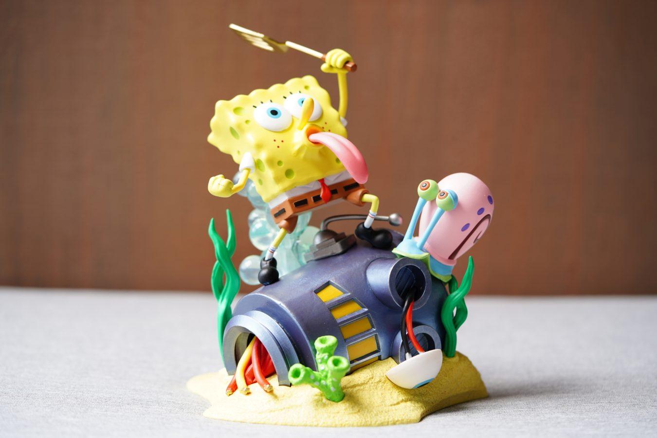 Unboxing ogromnej edycji kolekcjonerskiej SpongeBob SquarePants: Battle for Bikini Bottom Rehydrated F.U.N. Edition 70