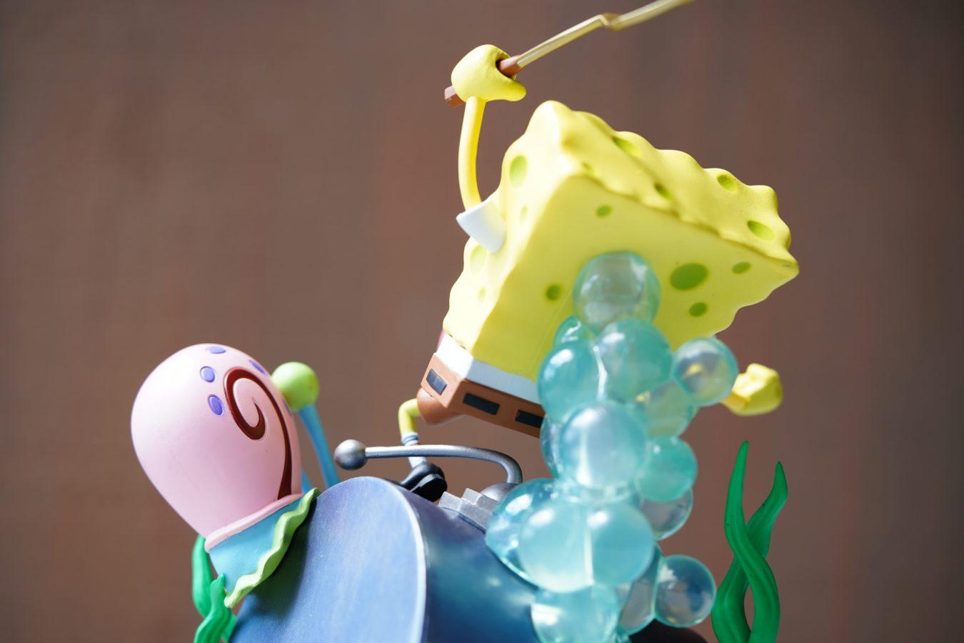 Unboxing ogromnej edycji kolekcjonerskiej SpongeBob SquarePants: Battle for Bikini Bottom Rehydrated F.U.N. Edition 75