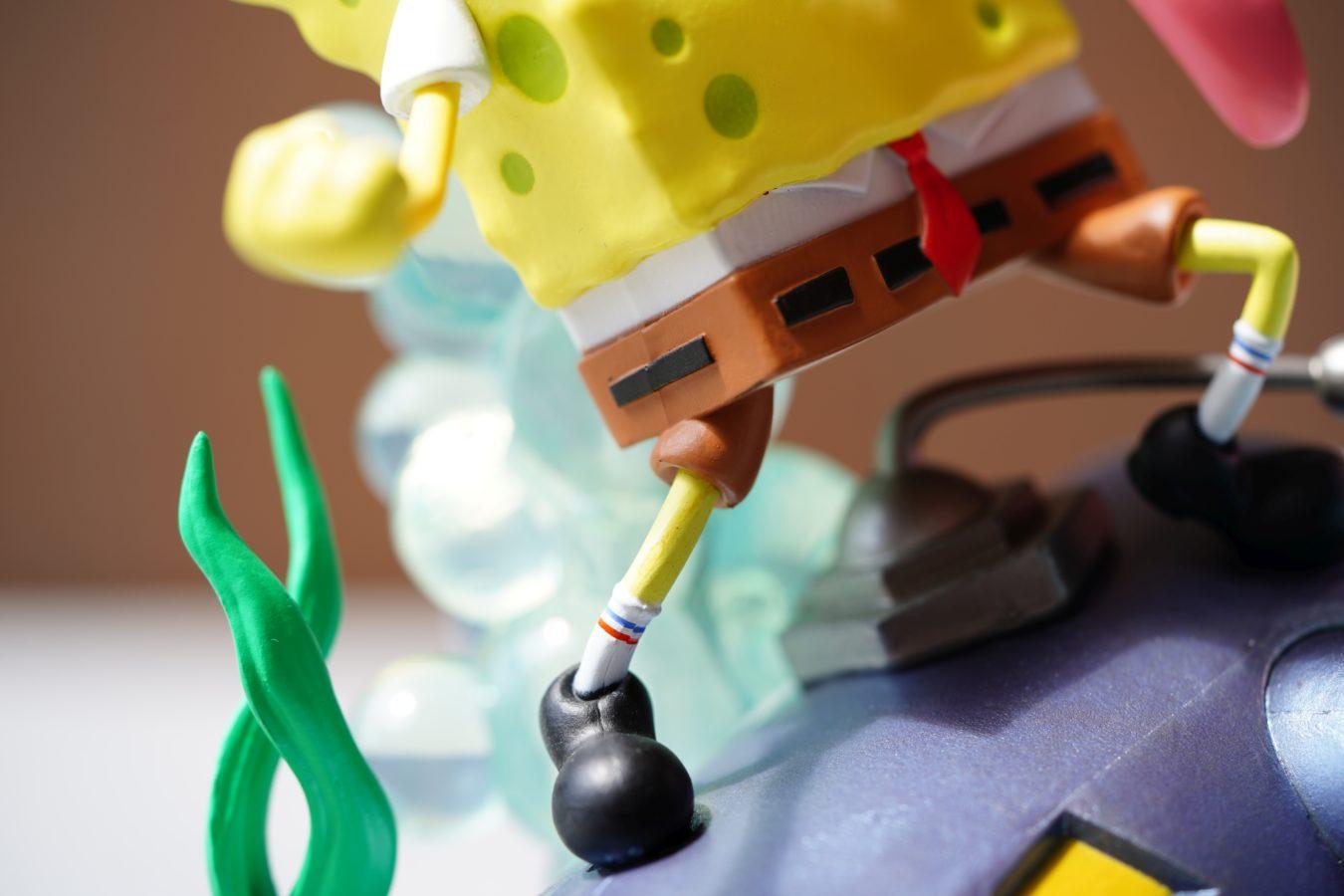Unboxing ogromnej edycji kolekcjonerskiej SpongeBob SquarePants: Battle for Bikini Bottom Rehydrated F.U.N. Edition 79