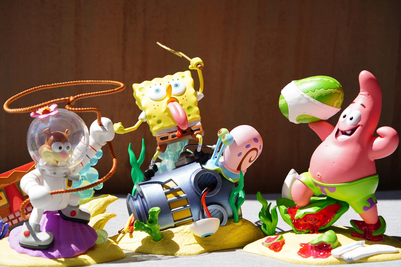 Unboxing ogromnej edycji kolekcjonerskiej SpongeBob SquarePants: Battle for Bikini Bottom Rehydrated F.U.N. Edition 46