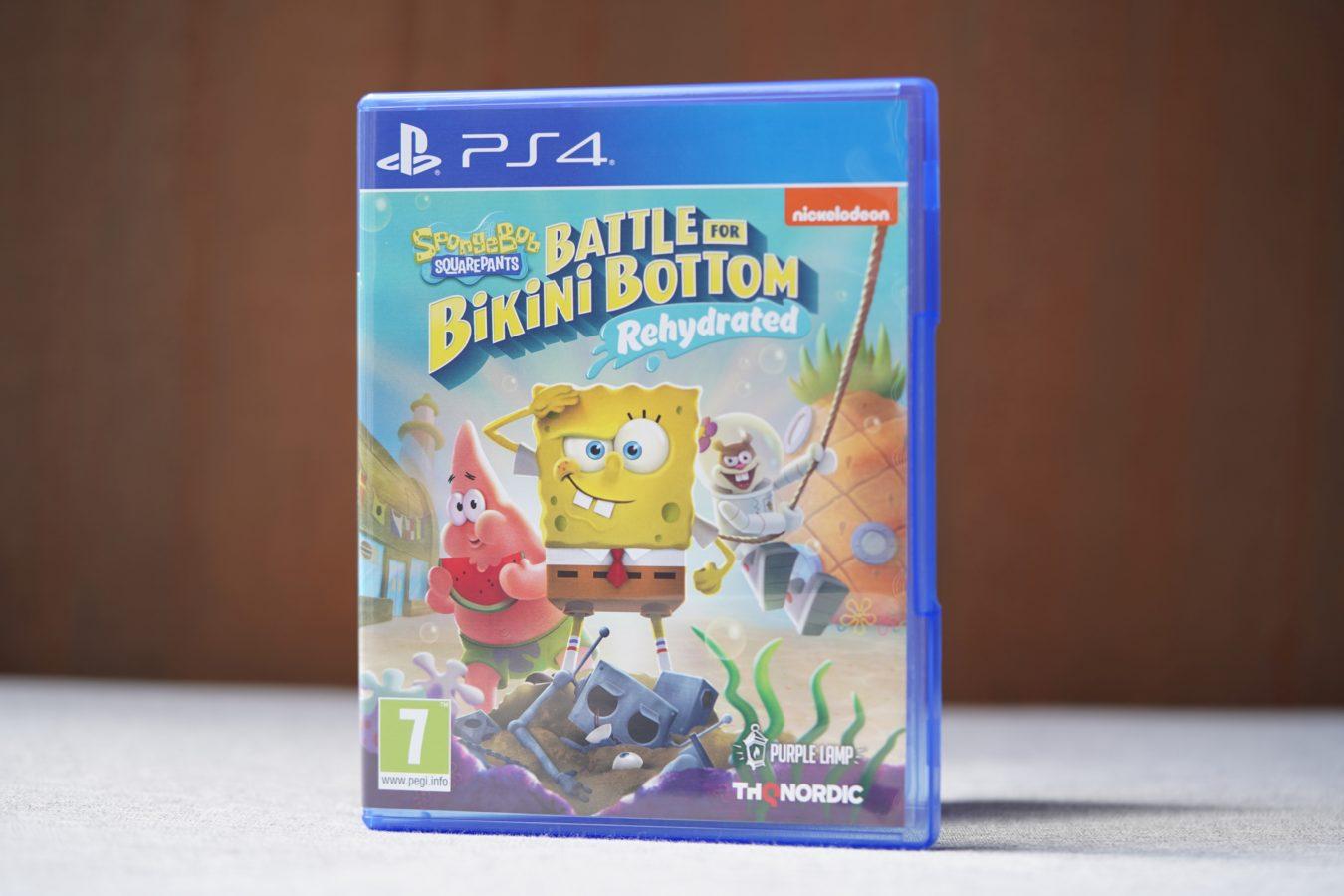 Unboxing ogromnej edycji kolekcjonerskiej SpongeBob SquarePants: Battle for Bikini Bottom Rehydrated F.U.N. Edition 34