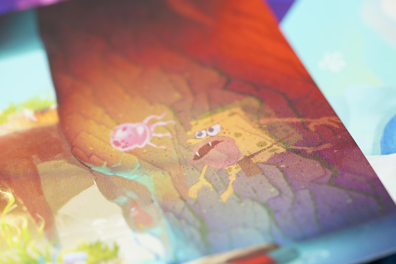 Unboxing ogromnej edycji kolekcjonerskiej SpongeBob SquarePants: Battle for Bikini Bottom Rehydrated F.U.N. Edition 31