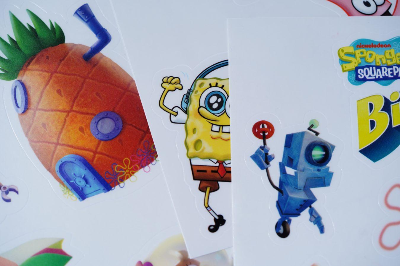 Unboxing ogromnej edycji kolekcjonerskiej SpongeBob SquarePants: Battle for Bikini Bottom Rehydrated F.U.N. Edition 44