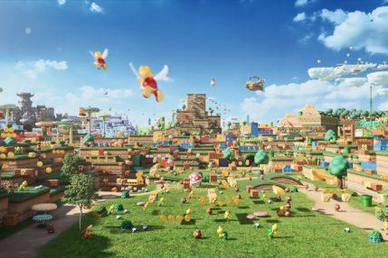 Nie lada gratka dla fanów Mario - park rozrywki Super Nintendo World. Wygląda niesamowicie! 24