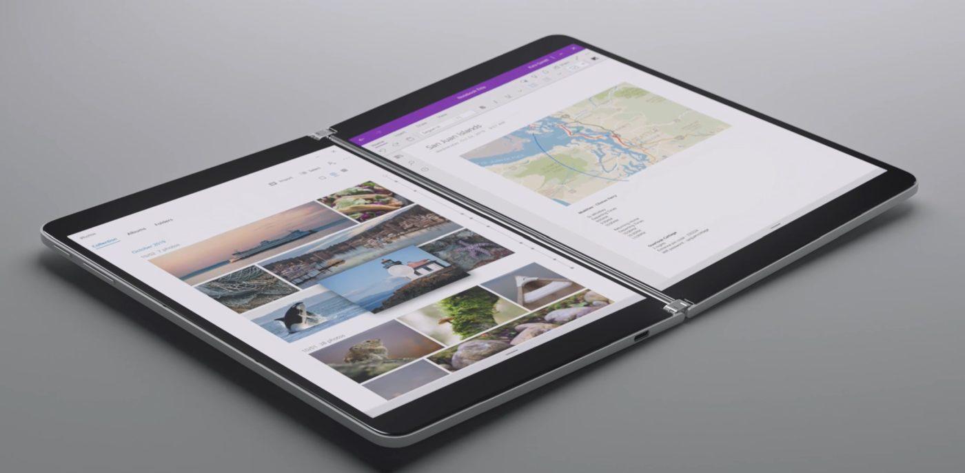 Koniec złudzeń. Microsoft usuwa ze swojej strony informację o premierze Surface Neo w 2020 roku 19 Surface Neo