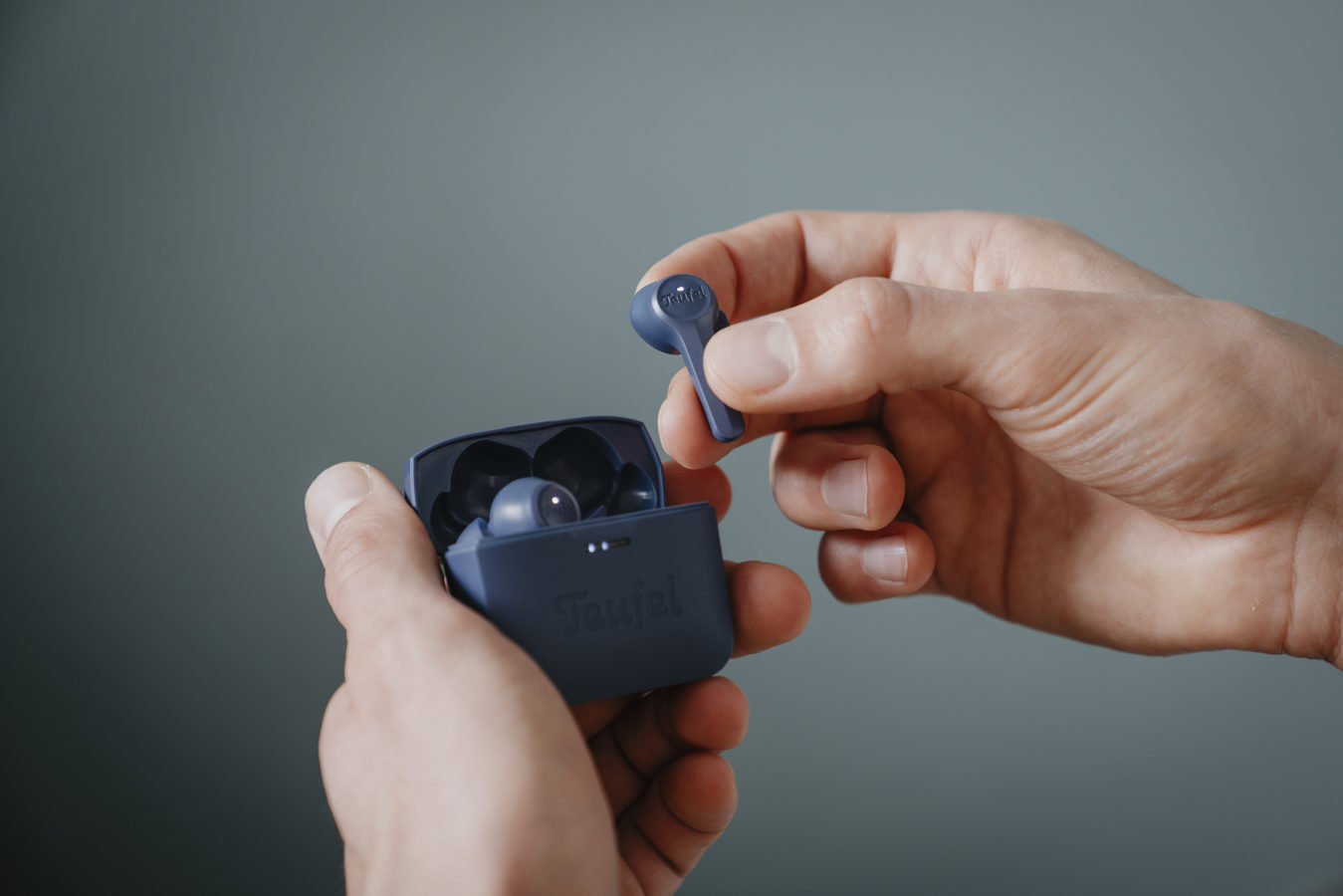 Niemiecka precyzja. Teufel prezentuje nowe bezprzewodowe słuchawki douszne