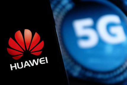 Huawei na oiot 5G