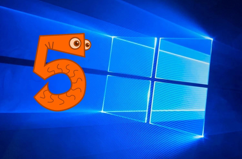 Windows 10 skończył już 5 lat. To jak, już czujesz się stary? 16