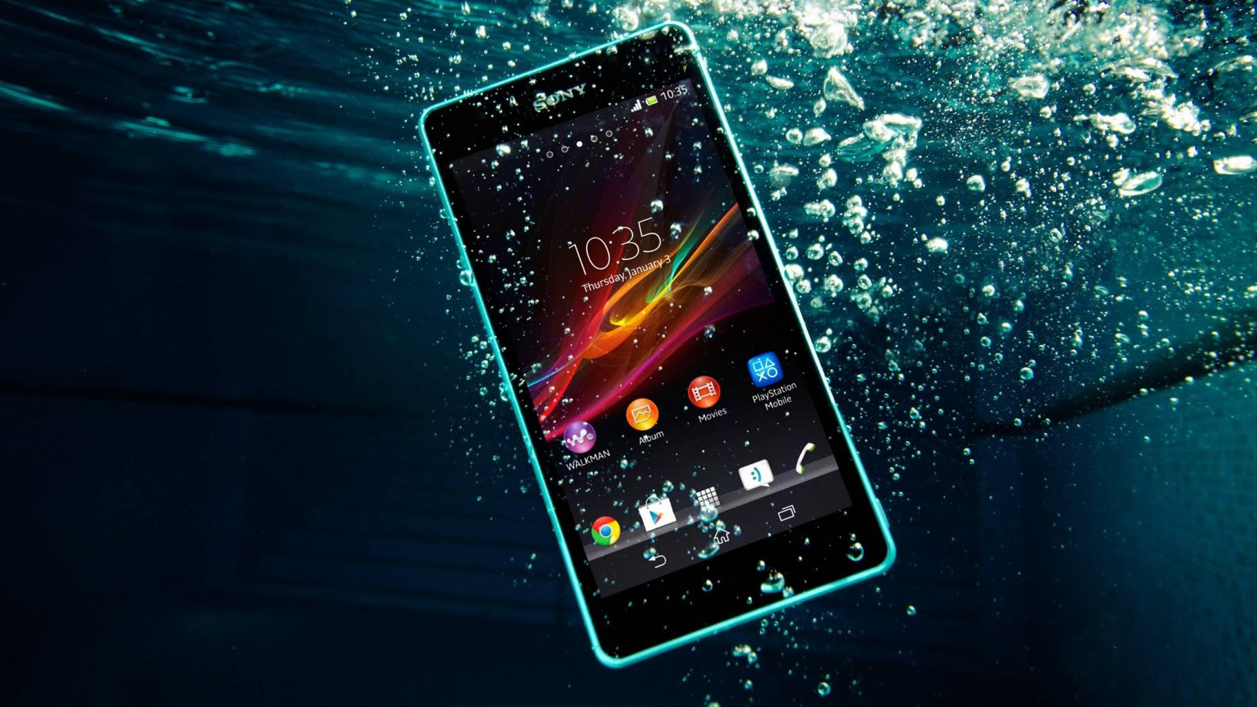 Wodoszczelny smartfon - co to oznacza? I jakie modele warto kupić? (poradnik) 22