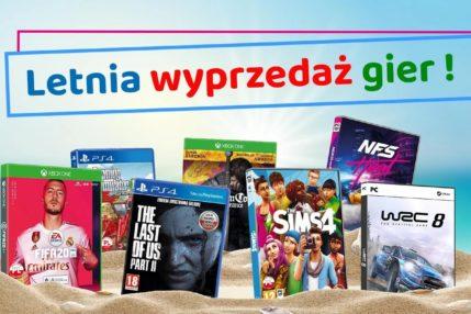 Promocja w Media Expert: kupujesz jedną grę i dostajesz drugą, kompletnie za darmo! 20