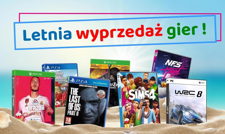 Promocja w Media Expert: kupujesz jedną grę i dostajesz drugą, kompletnie za darmo!