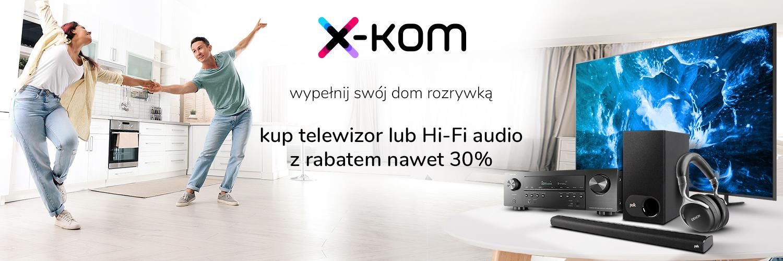 x-kom promocja TV