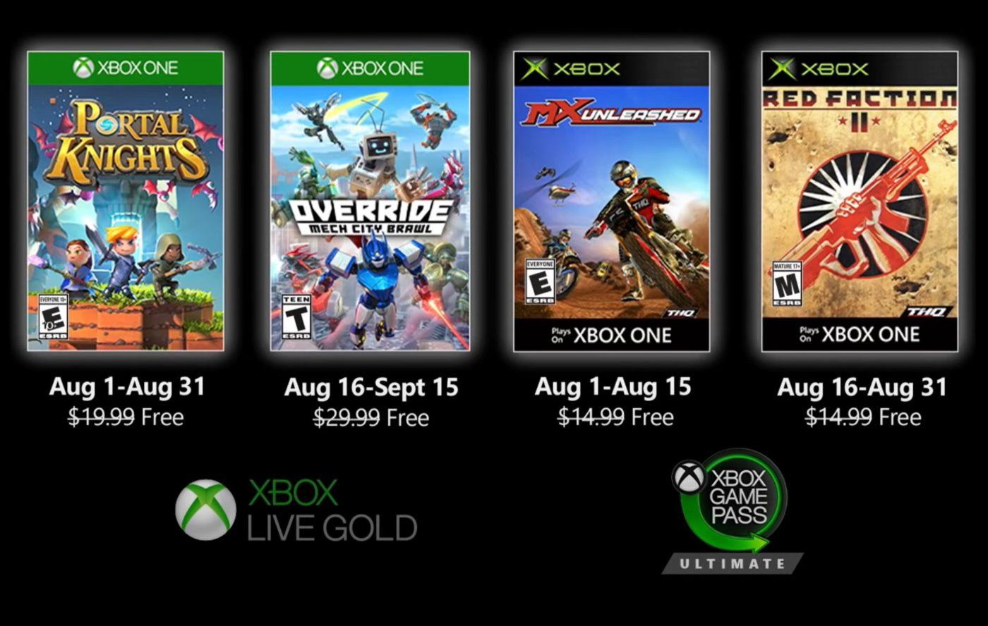 Games with Gold na sierpień. Dobre, jeśli lubicie starocie i Transformersy 20