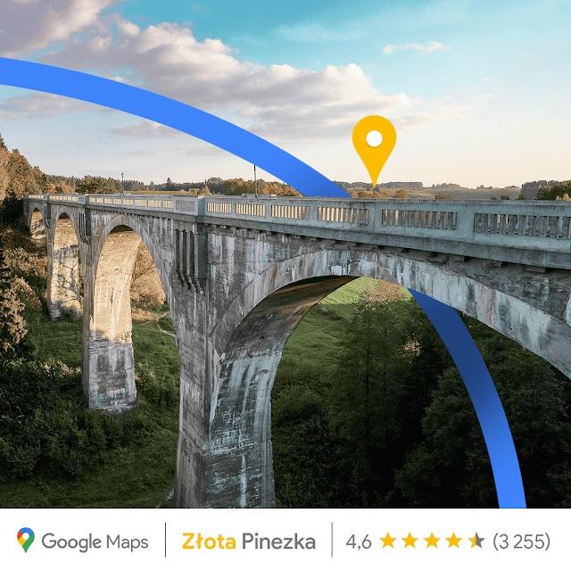 Google przyznaje Złote Pinezki w Polsce. Dla każdego województwa po jednej 20 Google