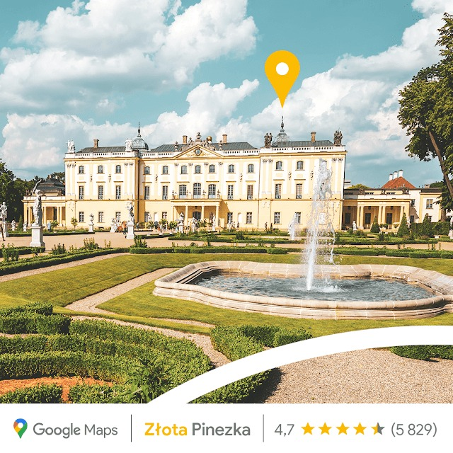 Google przyznaje Złote Pinezki w Polsce. Dla każdego województwa po jednej 19 Google