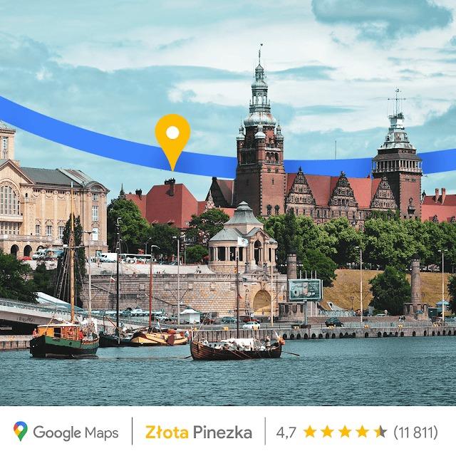 Google przyznaje Złote Pinezki w Polsce. Dla każdego województwa po jednej 21 Google