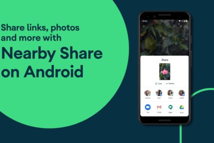 Google Android Nearby Share
