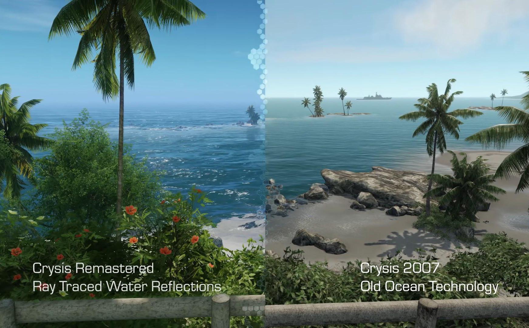 Crysis Remasterd Tabletowo