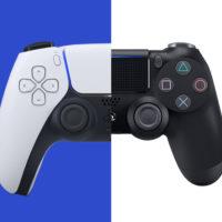 DualShock 4 DualSense PlayStation 5