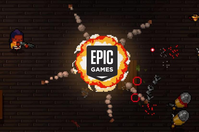 Epic Games Store Enter the Gungeon
