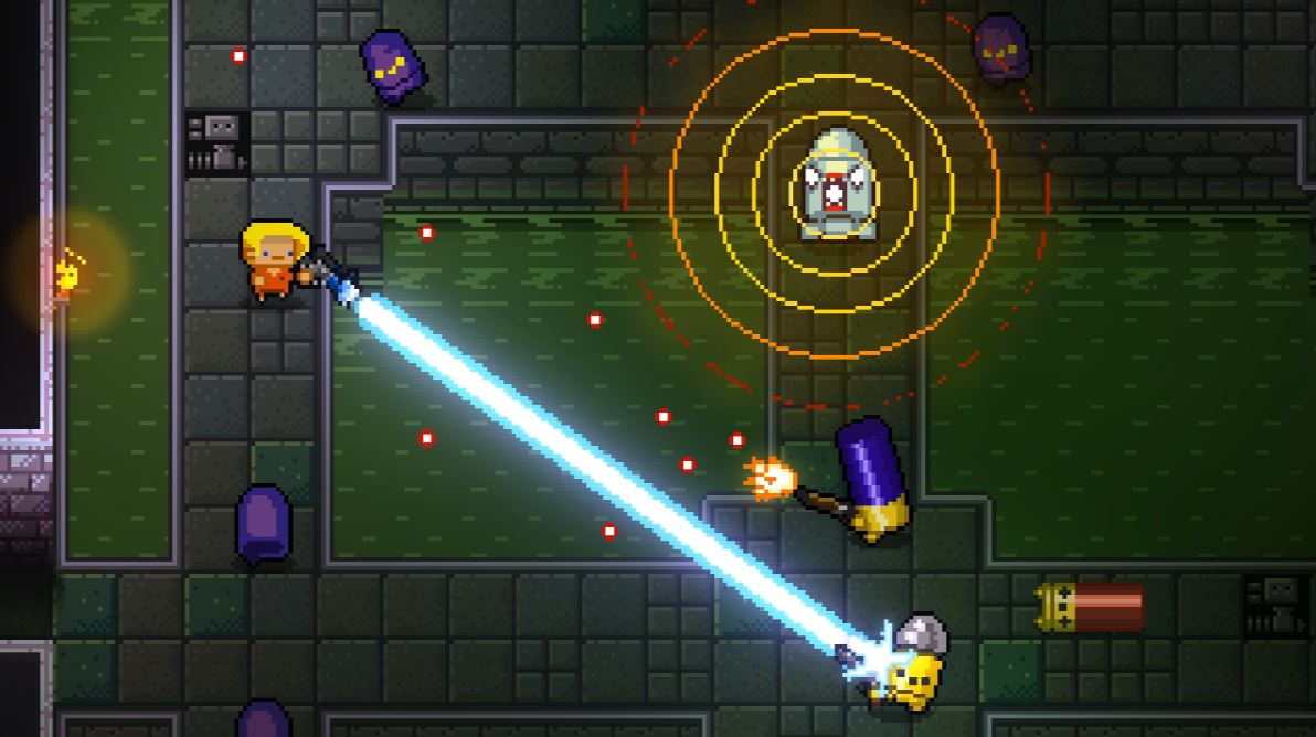 Epic Games Store Enter the Gungeon