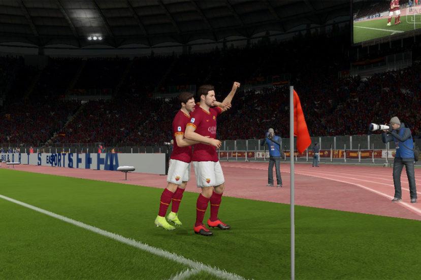 FIFA 21 AS Roma