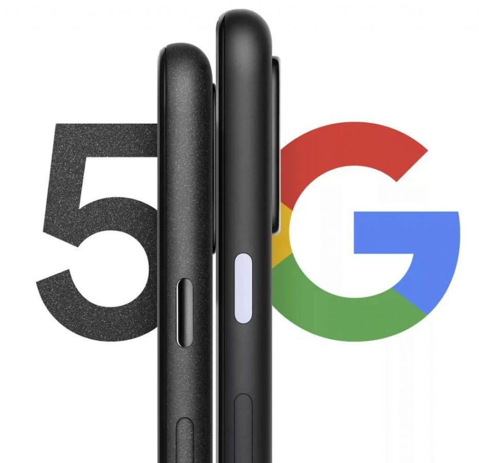 Google Pixel 5 Google Pixel 4a 5G