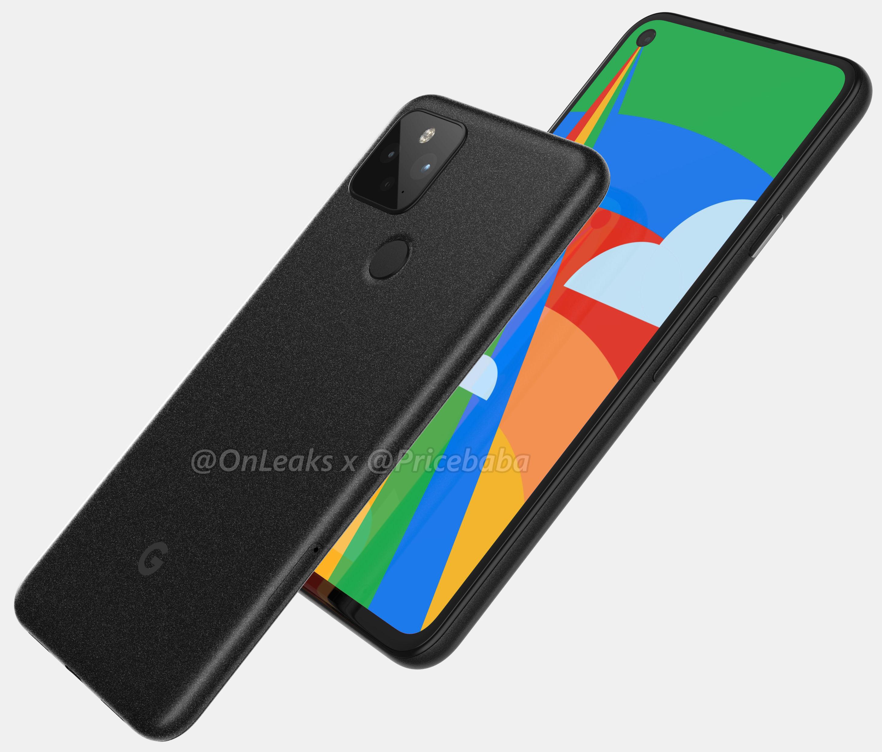 smartfon Google Pixel 5 smartphone