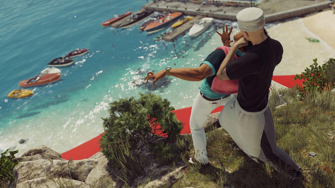 Hitman 2016 za darmo w Epic Games Store