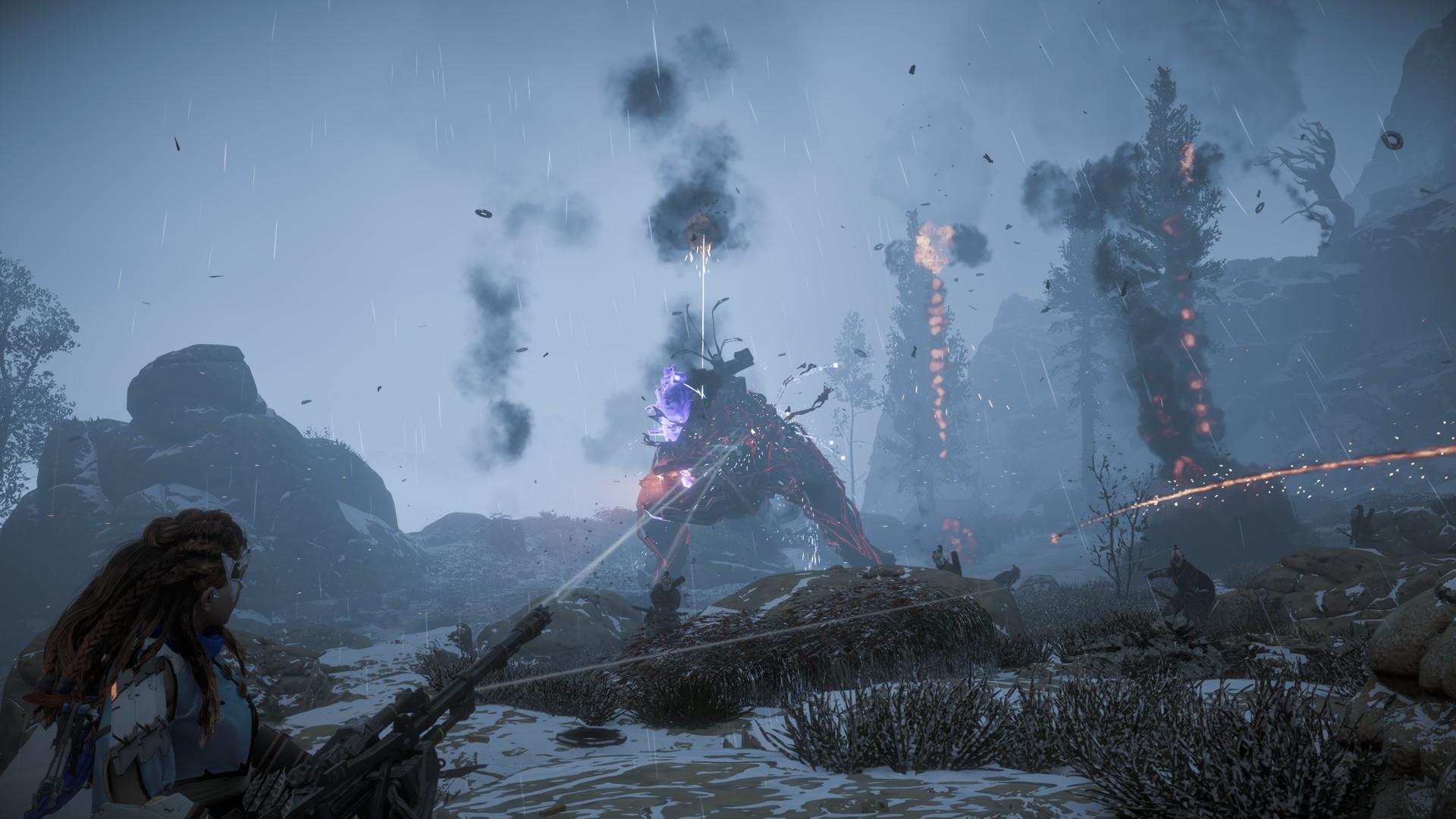 Recenzja Horizon Zero Dawn: Complete Edition na PC. Bardzo grywalna, optymalizacyjna wtopa
