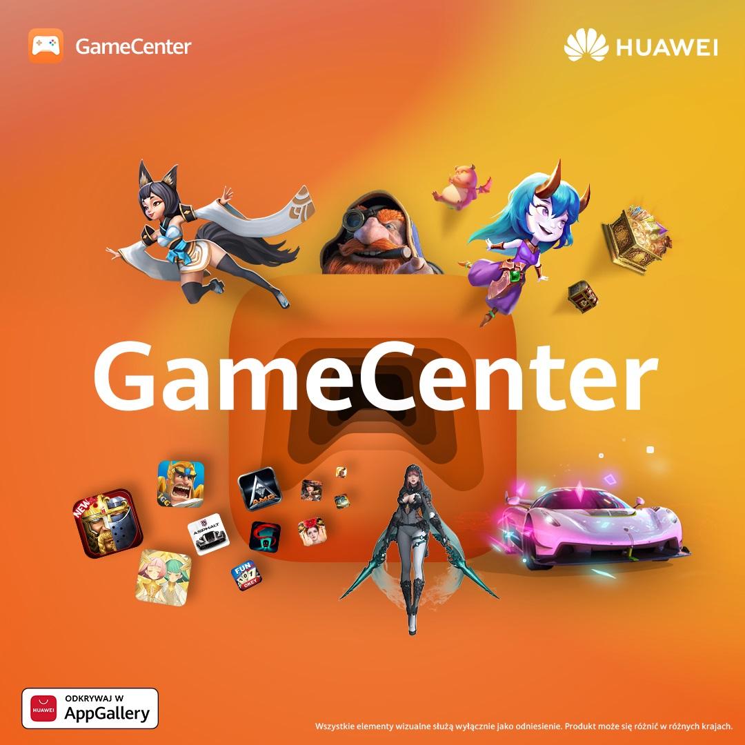 Huawei GameCenter AppGallery