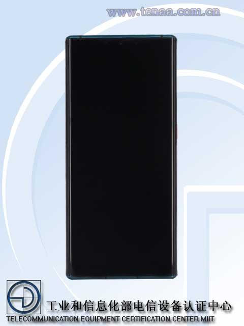 Huawei Mate 30 Pro Youth Edition LIO-AN00m TENAA