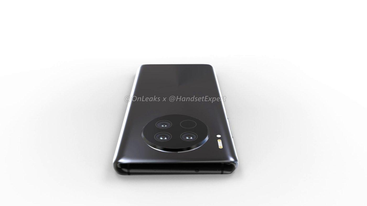 Spora garść nowych informacji na temat specyfikacji i cen Huawei Mate 40 i Mate 40 Pro