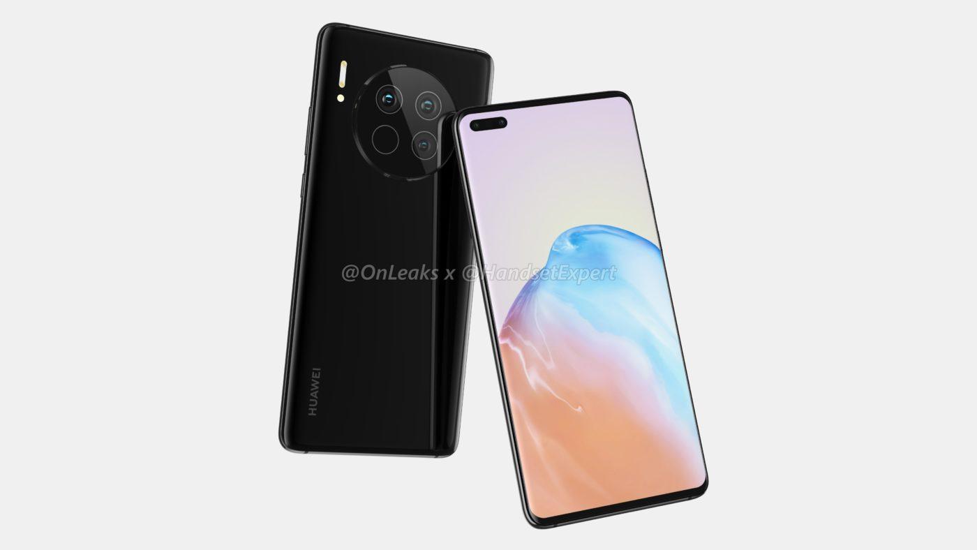 smartfon Huawei Mate 40 smartphone
