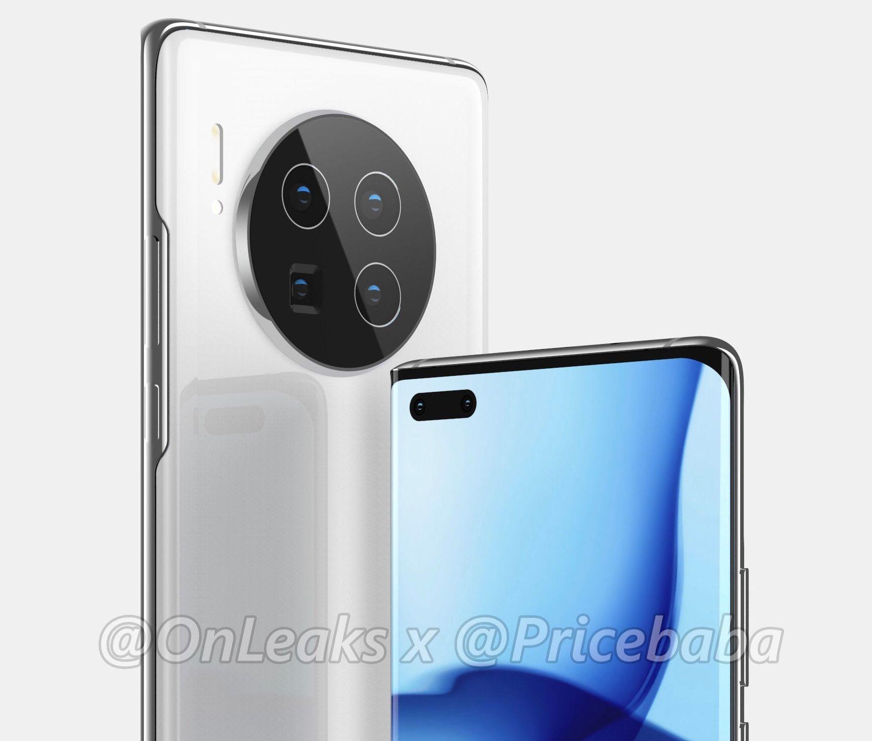 Niedobrze: Huawei Mate 40 może trafić do sprzedaży dopiero w... 2021 roku 17 Huawei Mate 40